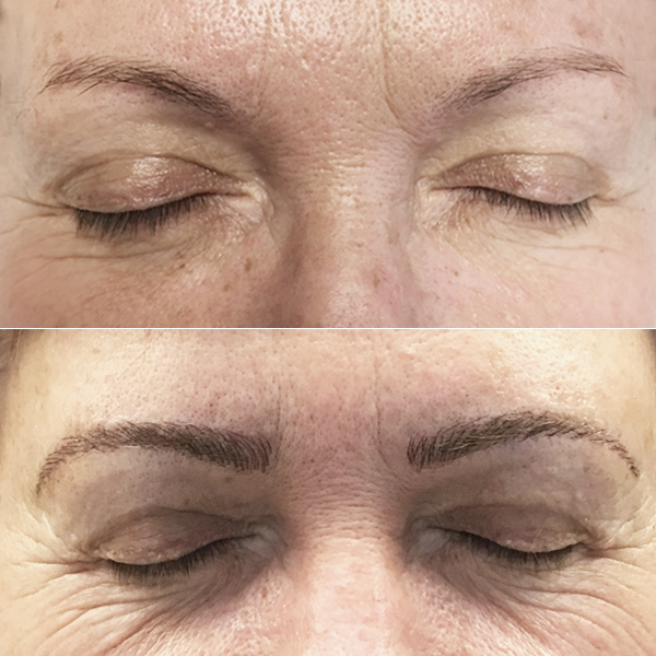 3D Eyebrow Embroidery | PSW